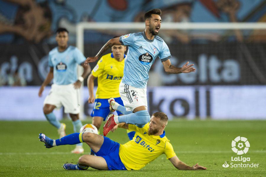 Celta vs. Cádiz | Fuente: LaLiga