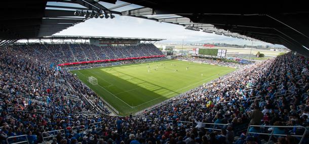 Avaya Stadium (Imagen: sjearthquakes.com)