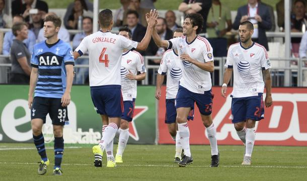 MLS All-Star 2015 (Imagen: sbisoccer.com)