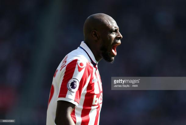 Bruno Martins Indi impressed for Stoke last season. Source - Getty Images.