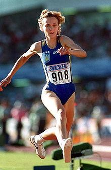 Foto: IAAF- Campeonato Mundial 1995
