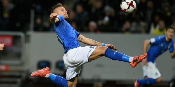 Inmobile tuvo varias oportunidades   Foto: FIGC