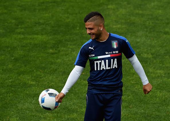 Insigne terminou a temporada 2015/16 com 13 gols e 11 assistências em 42 jogos pelo Napoli (Foto: Claudio Villa/Getty Images)