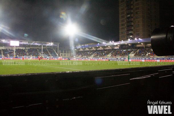 Estadio municipal de Ipurua. Fuente: Ángel Ezkurra VAVEL