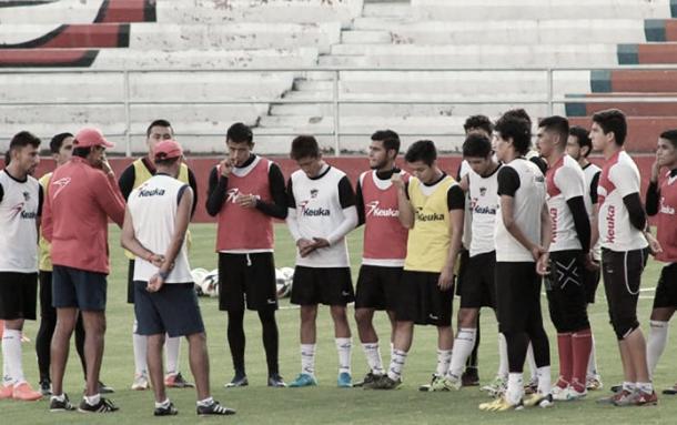 Entrenamiento Irapuato   Foto: La Liga