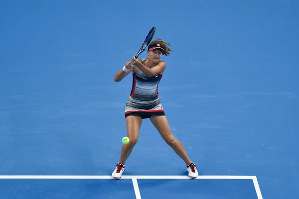 Begu in action at Beijing last year | Photo: Etienne Oliveau/Getty Images AsiaPac