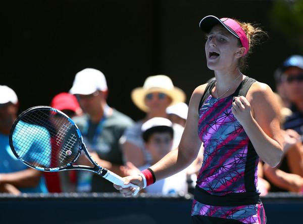 Irina-Camelia Begu at the Australian Open | Photo: Jack Thomas/Getty Images AsiaPac
