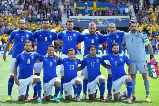 Foto: Divulgação/Federação Italiana de Futebol