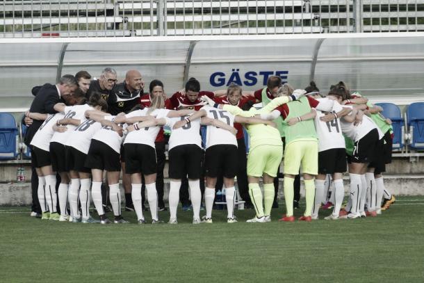 Austria are almost there l Photo: uefa.com
