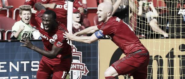 Jozy Altidore is in red hot form at the moment for Toronto | Source: torontofc.ca