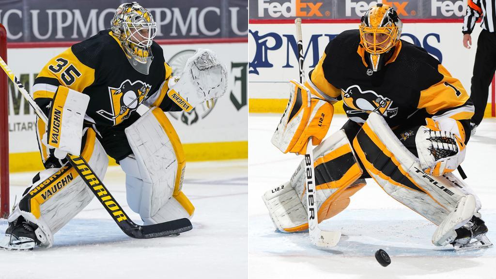 Tristan Jarry y <strong><a  data-cke-saved-href='https://vavel.com/es/masdeportes/2018/11/18/nhl/956642-5.html' href='https://vavel.com/es/masdeportes/2018/11/18/nhl/956642-5.html'>Casey DeSmith</a></strong>   NHL.com