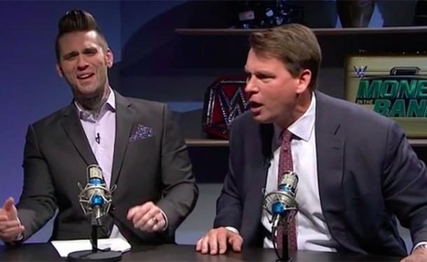 JBL and Graves shared their thoughts on Amore on Bring it to the Table (uproxx)