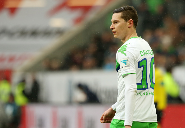 Draxler will be key to Wolfsburg's chances. | Image source: Getty Images