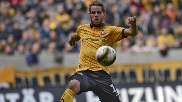 Justin Eilers will be a big miss for Dynamo, as they return to the 2. Bundesliga. | Image: T-online