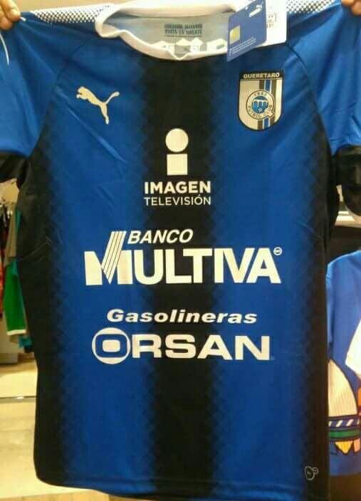 Rumor  Filtran el nuevo jersey de los Gallos Blancos de Querétaro ... 64735011163d6