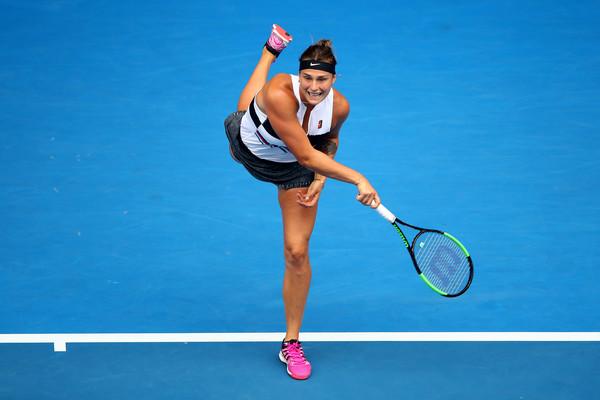 Sabalenka will be looking to reach her first Grand Slam quarterfinal (Photo:Julian Finney)