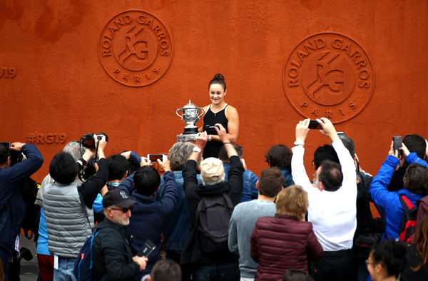 Barty will be looking to add to her French Open title from 2019 (Photo:Julian Finney)