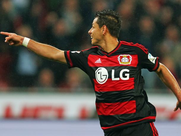 Can Hernandez fire Leverkusen to glory?   Image source: kicker