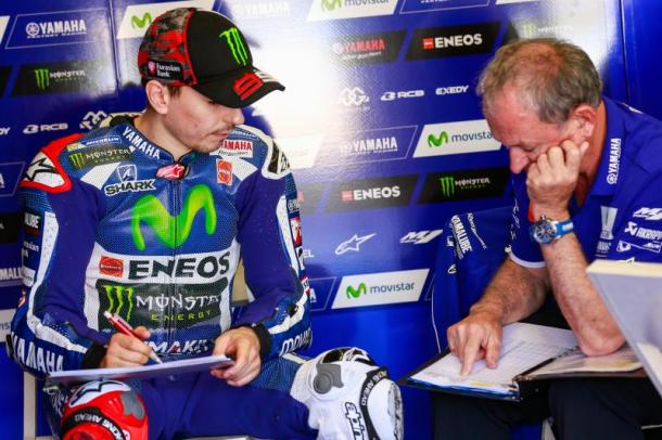 Will Lorenzo be victorious this weekend? | Image source: MotoGP