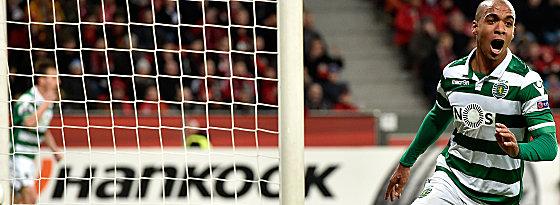 Joao Mario had given Sporting hope of a comeback. | Image source: kicker - Getty Imates