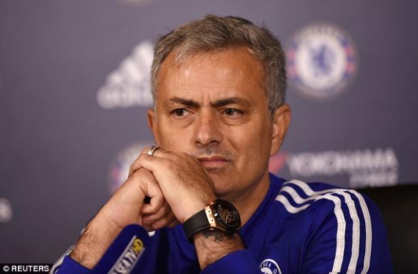 Despite a recent surge in form, Mourinho still isn't happy.