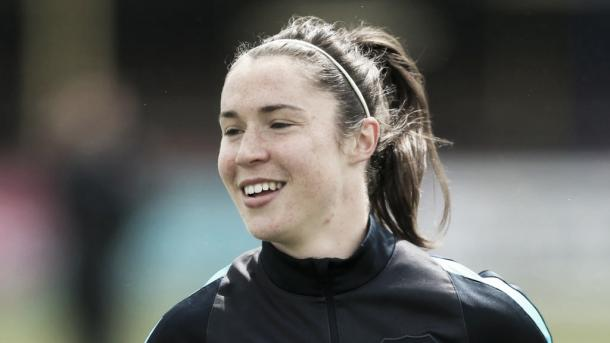 Will Jane Ross continue her fine scoring form? | Image credit: MCWFC