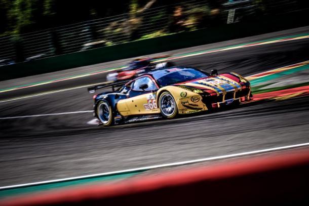 Terceira vitória da JMW Motorsports na temporada. (Foto: AdrenalMedia)