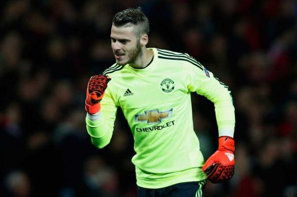 De Gea was one of United's stand-out performers last season (Photo: Getty Images)