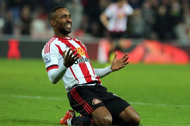 Defoe gets the nod from the majority of our writers. (Photo: Sunderland AFC)