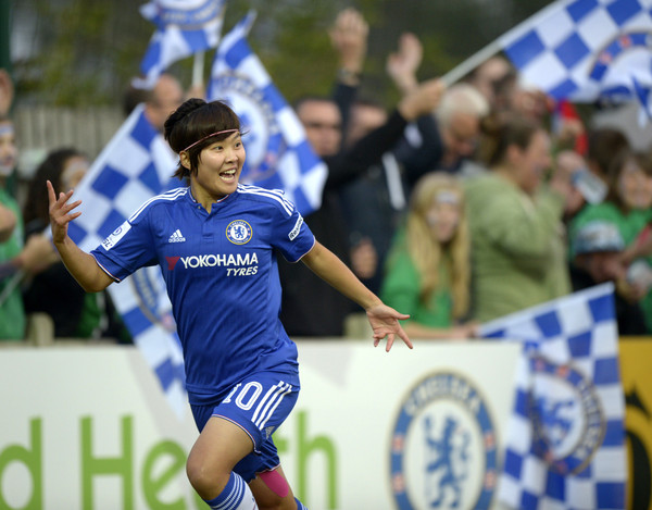 Ji So-Yun will be hoping to show everyone why she came so close to winning a second Player of the Year award. | Image: Chelsea FC
