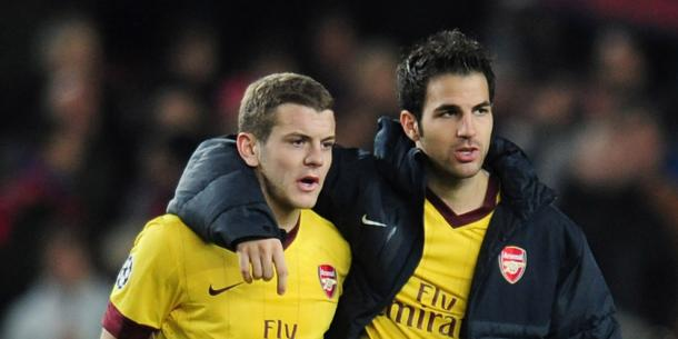 Wilshere and Fabregas have been two of Arsenal's biggest success stories. | Image source: Huffington Post