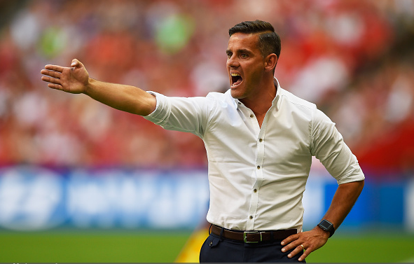 Herdman of Canada during a match between England and Canada at BC Place Stadium / Mike Hewitt - FIFA/FIFA via Getty Images