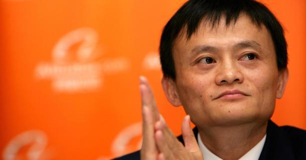 Jack Ma, possibile elemento della cordata cinese, deadline.com