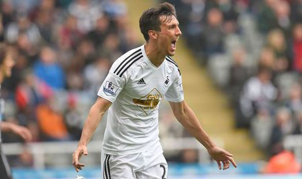 Jack Cork has been the only real consistent performer in midfield this season. (Photo: Express)