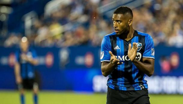 Anthony Jackson-Hamel will want to carry his club form onto the international stage | Source: impactmontreal.com