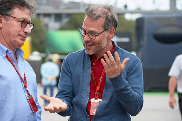 Villeneuve conquistou 11 vitórias e 23 pódios em 163 corridas na F1 (Foto: Rainer W. Schlegelmilch/Getty Images)
