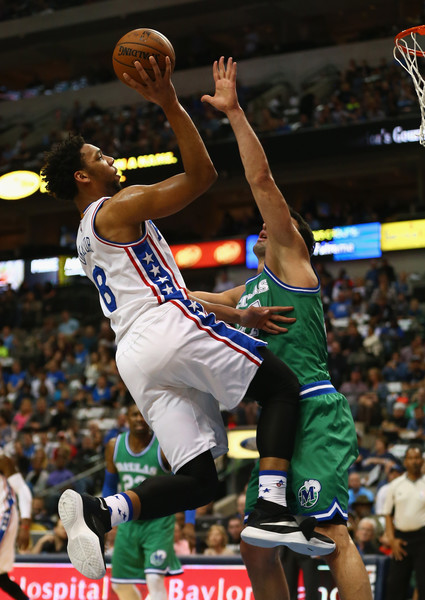 Okafor is an offensive talent, but not defensively sound. Credit: Ronald Martinez/Getty Images North America