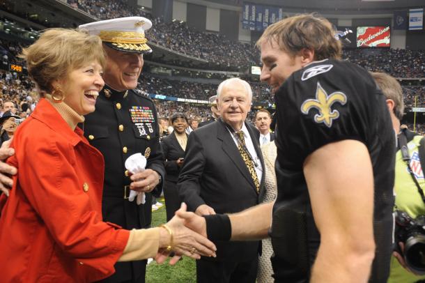 Hacen 10 años desde que Drew Brees llevara a los Saints a la Super Bowl. ¿Podrá hacerlo una segunda vez?