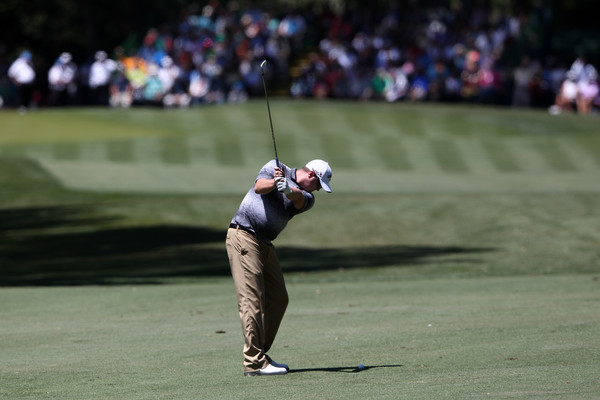 Jason Kokrak in RBC Heritage action. Photo: Tyler Lecka/Getty Images