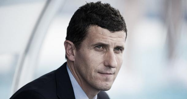 Javi Gracia said Alberto had a promising future while he was at Malaga (image: 100x100fan.com)