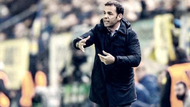 Javier Calleja, técnico del Villarreal   Foto: VAVEL