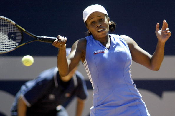 Rubin on her way to the Madrid title (Getty/Javier Sorano/AFP)
