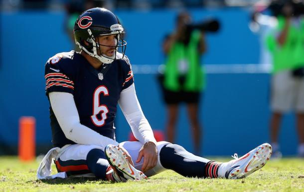 Jay Cutler's options are already dwindling as free agency nears | Streeter Lecka, Getty Images