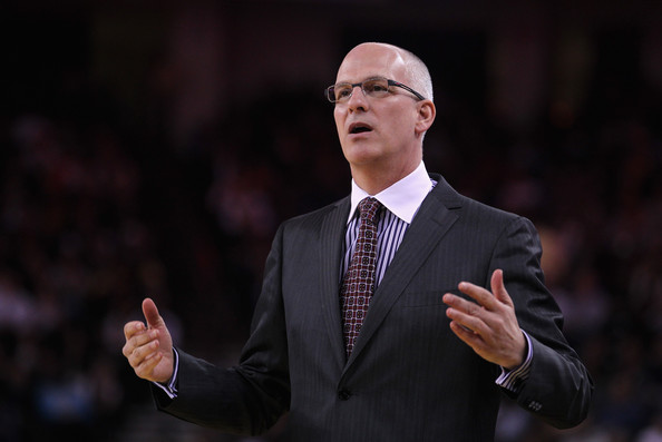 Jay Triano |March 24, 2011 - Source: Ezra Shaw/Getty Images North America|
