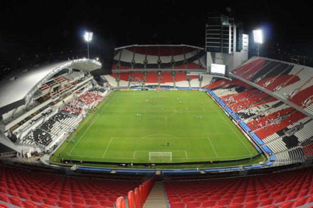Estadio Mohammad bin Zayed Stadium | Foto: Agleague