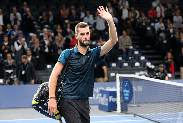 Paire has gone up the Race To London after a strong showing in Barcelona (Getty/Jean Catuffe)