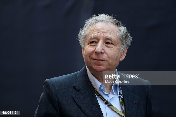 Jean Todt decided against any further punishment, but has removed Vettel from any FIA road safety marketing until the end of the year. (Image Credit: