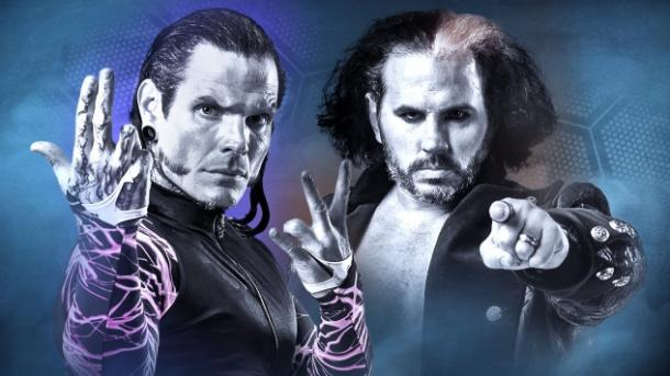 Jeff and Matt Hardy left Impact Wrestling earlier this year but are still in negotiations over their previous characters (image: paste magazine)