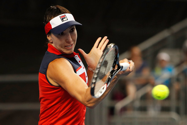 Jelena Jankovic would be disappointed with her performance today | Photo: Jack Thomas/Getty Images AsiaPac