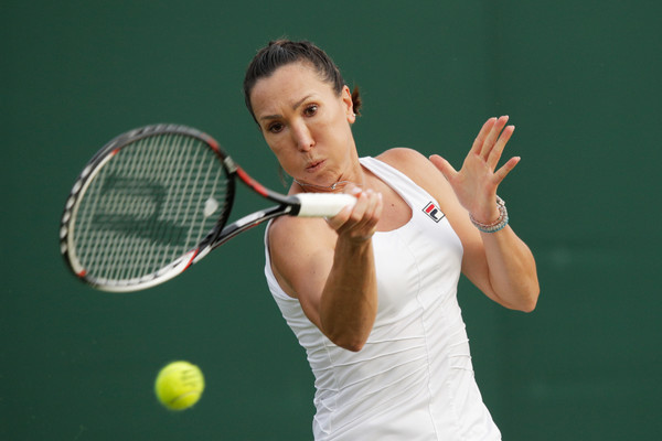 Jelena Jankovic is currently on a four-match losing streak | Photo: Adam Pretty/Getty Images Europe